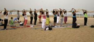 595×270-Egyptian Fifth International Yoga Festival