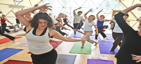 Kira Ryder: CONNECTING AT THE INTERNATIONAL OJAI YOGA CRIB