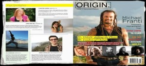 ORIGIN Magazine | Origin Septmeber article 2012 Brian Castellani