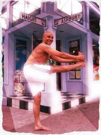 Goldie Dj Bikram Teacher and artist Clifford Price | Yoganomics | IndieYoga