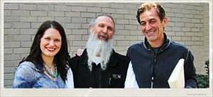 Lawyer Kristin Scheel, Yoga Yoga owner: Mehtab Benton, Lawyer Willy Collins