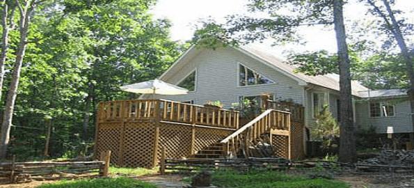 Buy a Lovely H'Om'e – Yogaville House