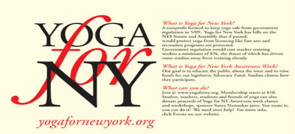 What is Yoga for New York