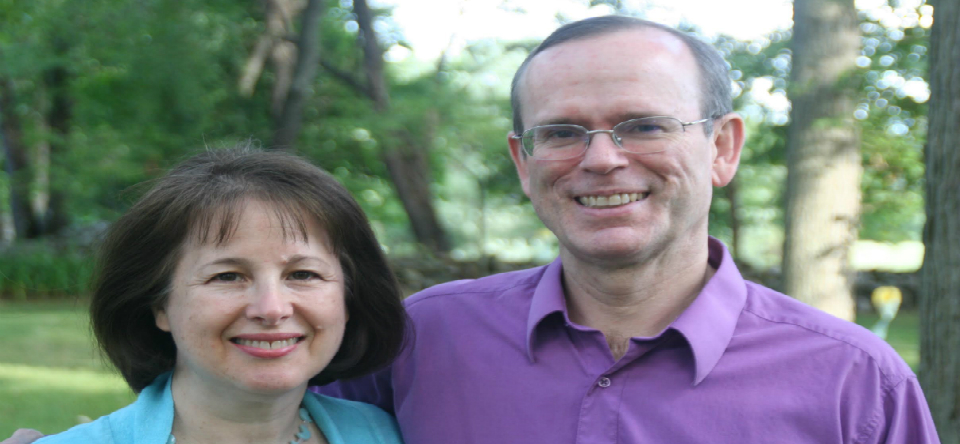 Patricia Gerbarg, MD & Richard P Brown, MD #NewtownYogaFestival @NewtownYogaFest