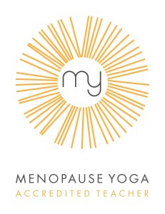 Accredited Menopause Yoga Teacher