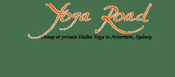 Yoga Road, Artarmon, Sydney
