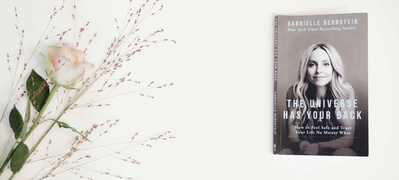 Buchtipp: Gabrielle Bernsteins neues Buch The Universe has your back