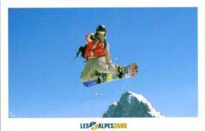 Ben Hamley Snowboarding