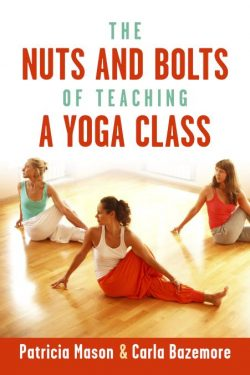 YogaShelf Book Review: The Nuts and Bolts of Teaching a Yoga Class
