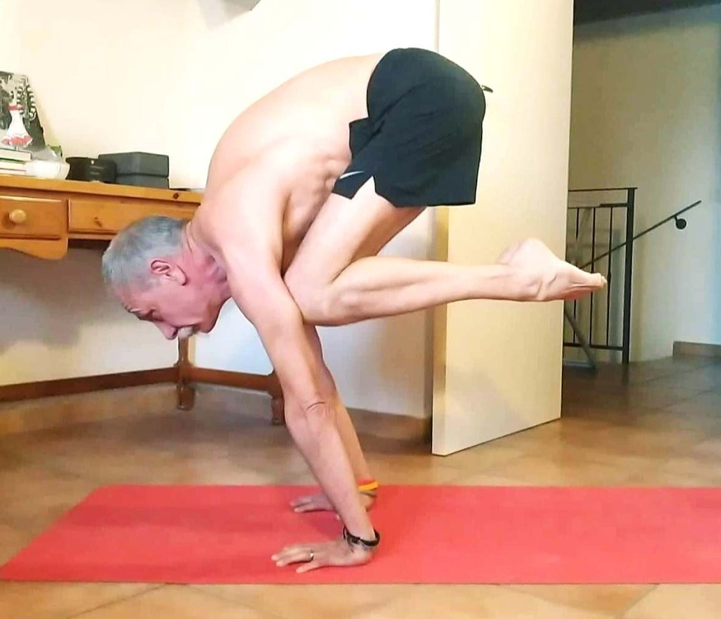 progres en yoga champion senior