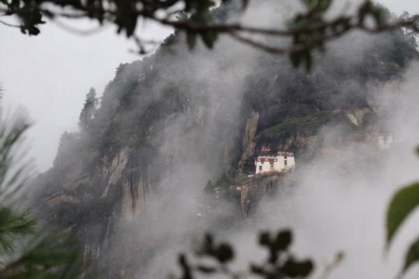 Bilde av ett hus i Himalaya