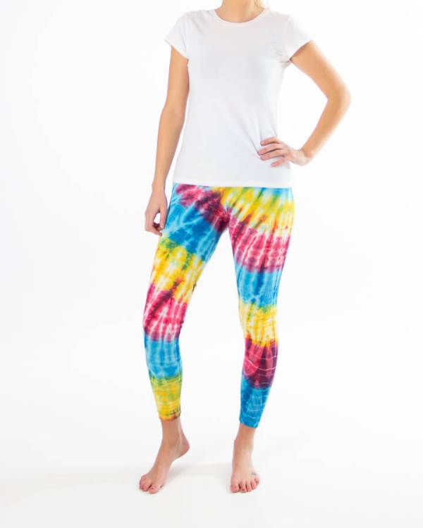 Batikk tights