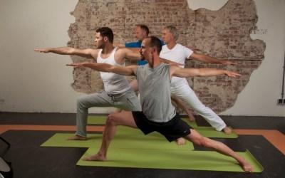Vanaf 8 maart start een nieuwe serie yogalessen