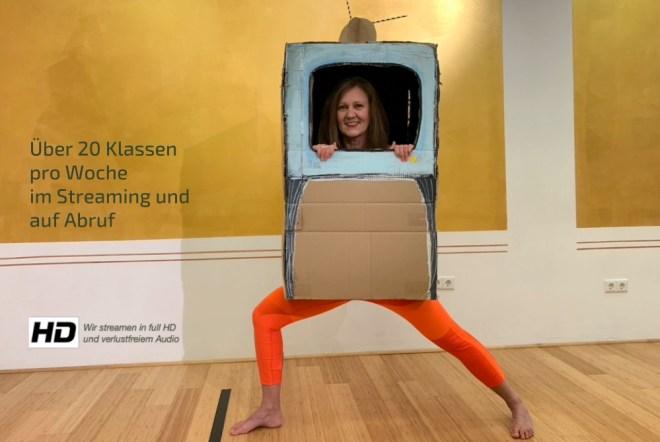 Yoga-im Live Streaming