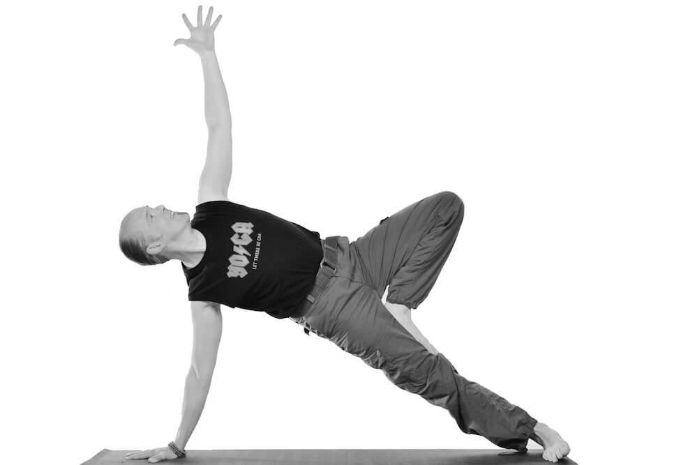 Michael Wiese - Yoga für Männer