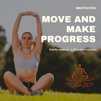 Move and Make Progress