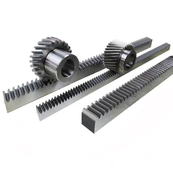 cheap high precision 42crmo4 gear rack