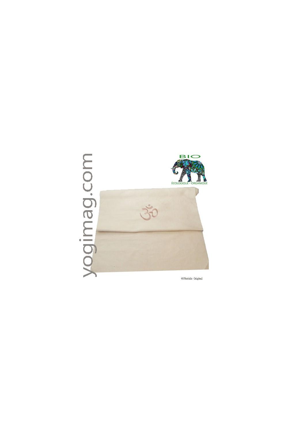 tapis de yoga bio en coton d inde natte eco epaisse standard
