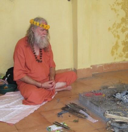 Bhuvaneshwari Temple Ayyappa Reflecting