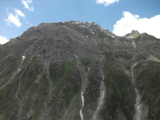 View near the Sangam, Amarnath