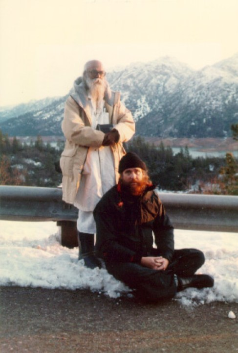 Yogiar-the-Kriya-Yoga-Guru-of-Ayyappa-seated-taken-on-Mt.-Shasta-in-the-snow-after-18-years-of-Ayyappa-Swami-Sadhana