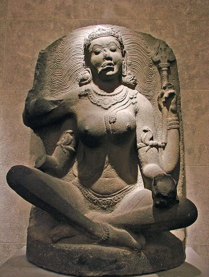 9th Century Chola Maheshvara