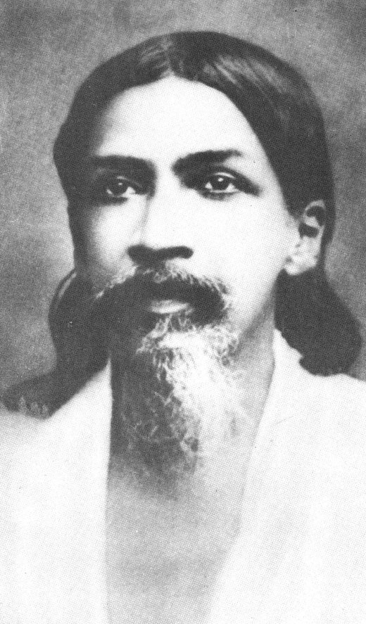Sri Aurobindo, author of Synthesis of Yoga