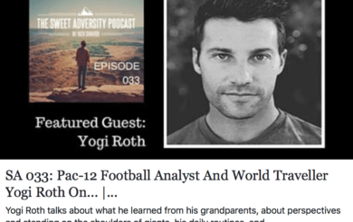 The Sweet Adversity podcast