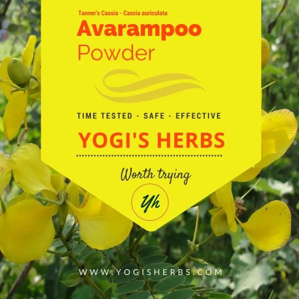 Avarampoo Powder - Fresh & Pure