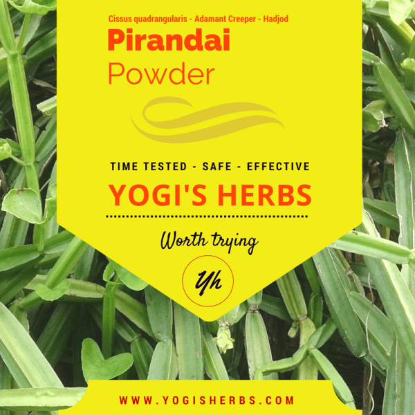 Pirandai Powder-( Adamant creeper ) Fresh & Pure