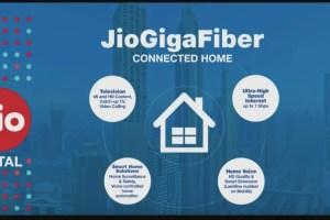 How to register on Reliance Jio GigaFiber BroadBand