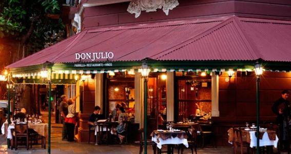 Don Julio - Top 50 Best Restaurants in the World