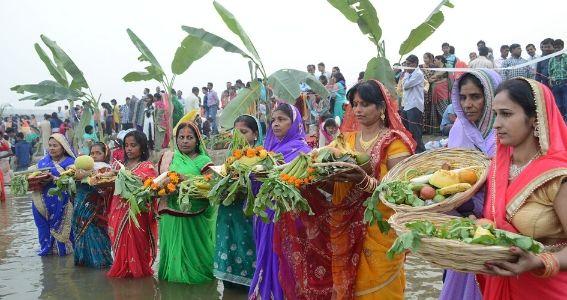 chhath puja fourth day - Mahaparv Chhath Puja, The Festival Dedicated to God Sun