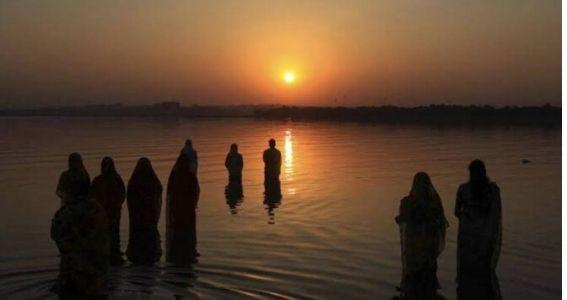 chhath puja third day - Mahaparv Chhath Puja, The Festival Dedicated to God Sun