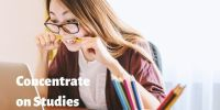How to Concentrate on Studies in 10 Easy ways