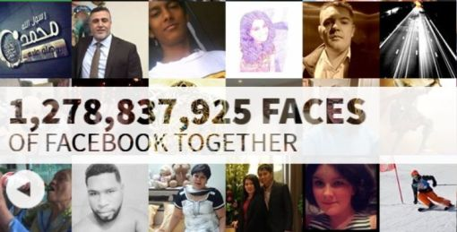 Most amazing website: Faces Of Facebook