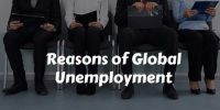 5 Main Reasons for Global Unemployment