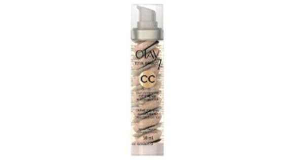 Olay CC Tone Correcting Moisturizer with Sunscreen