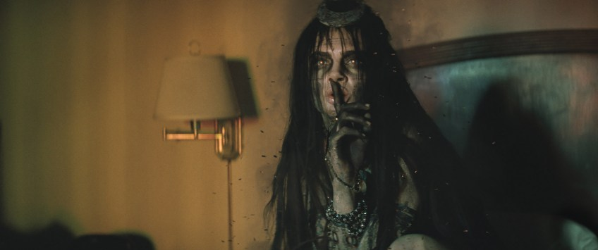 Cara Delevingne is Enchantress in Suicide Squad