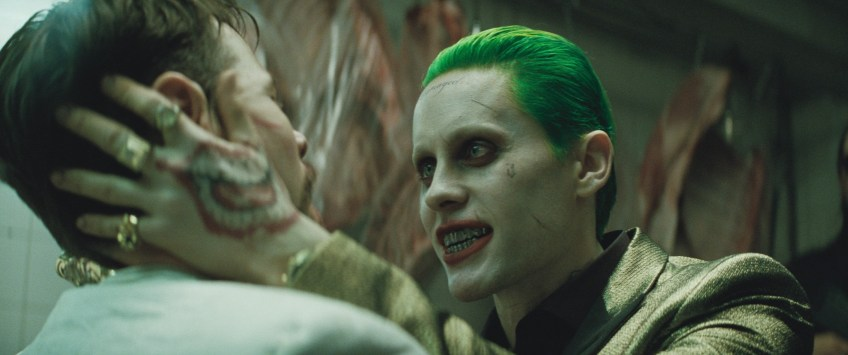 Jared Leto is The Joker in Suicide Squad