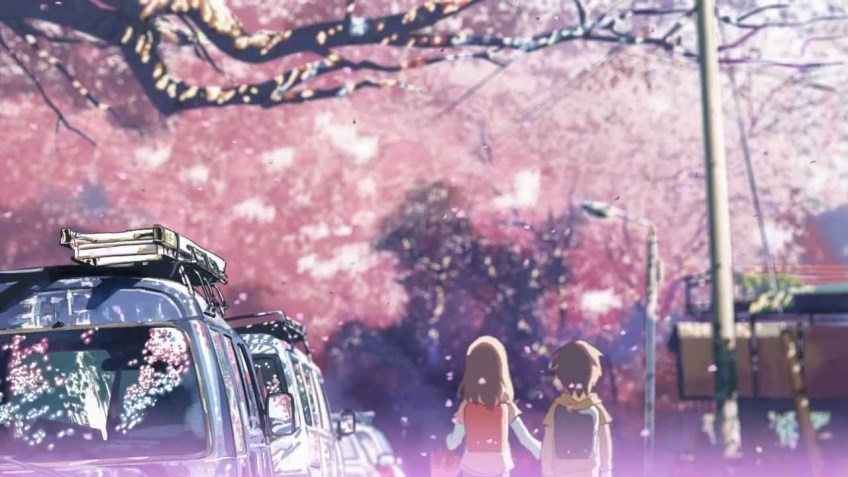 5 Centimeters Per Second Still