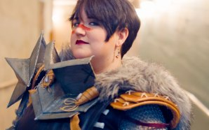 Cosplayer Charlemagne Day