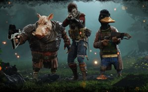 Mutant Year Zero - Road to Edan Art