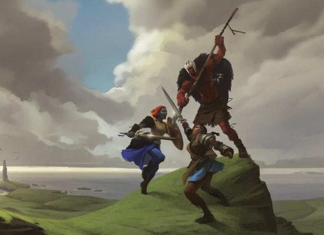 The Waylanders Art