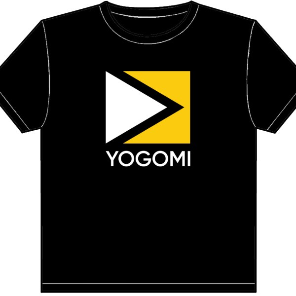 Yogomi Black OG T-Shirt