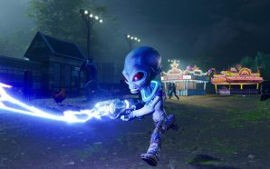 Destroy All Humans still