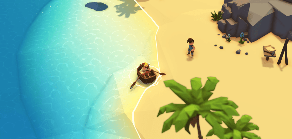 Stranded Sails screenshot