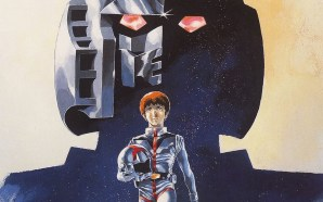 Mobile Suit Gundam poster art
