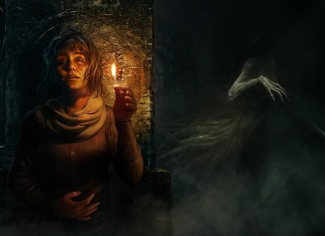 Amnesia: Rebirth art