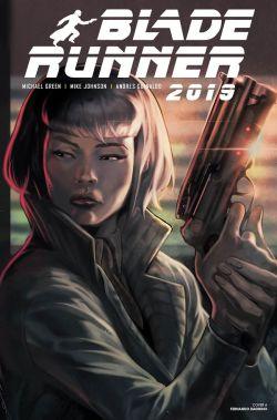 Blade Runner #12 comic book cover